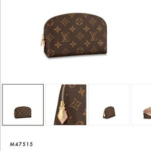 Louis Vuitton M47515 cosmetic pouch